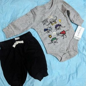 NWT Boy's Carter's Outfit